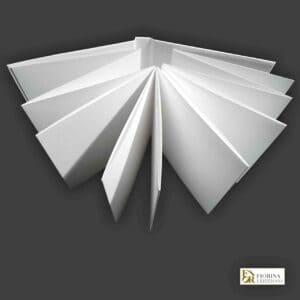 Carnet de voiage modello White
