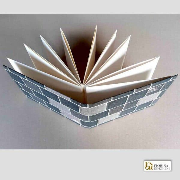 Wall II - Taccuino da disegno Fiorina Edizioni